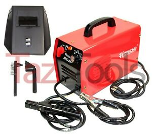 Arc Welder 200 Amp 110 And 220 Volts Dual Voltage Stick Welding Machine Rod