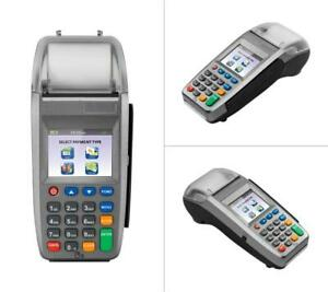 Pax S500 Credit Card Machine Terminal Accepts Emv Nfc Ethernet Wifi Dial