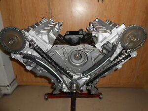 5 4l Ford F150 2 Valve Reman Long Block Engine 97 03 romeo windsor no Core Fee