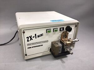 Dorc Zx 1 Mini Direct Optical Interferometer Fiber Connector Tester