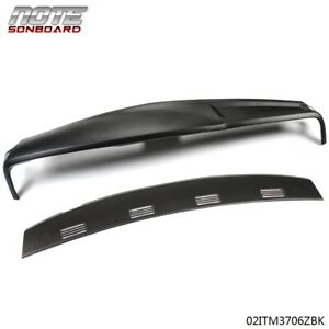 For 2002 2003 2004 2005 Dodge Ram 1500 250 Two Piece Dash Cover Overlay Kit