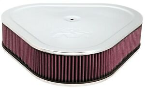 K N Filters 60 1470 Custom Air Cleaner Assembly