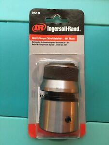 Ingersoll Rand Quick Change Chisel Retainer Model 9510 Fits Most Air Hammers