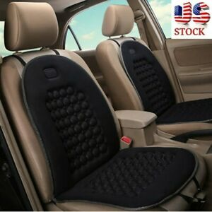 Universal Comfortable Car Van Seat Cover Massage Health Cushion Protector Usa