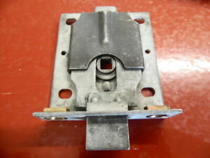 1938 Ford Coupe Rear Deck Trunk Lock Latch Nos 81a 706902a