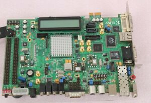 Xilinx Xupv5 lx110t Evaluation Platform Virtex 5 Digilent Ml509