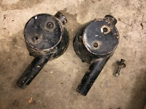 69 Mgb Gt Oem Air Cleaner Housings And Parts