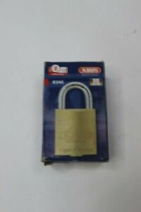 Qty 4 Abus Padlock For Interchangeable Core 1 3 4 w 83ic 45