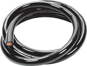 For Power Cable 2 Gauge Blk 5ft 57 323