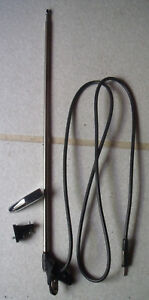 Vintage Classic Car Antenna