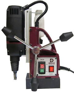Dc35 Dc35 Mag Drill Machine Drillco Cutting Tools