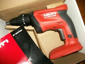 Hilti St 1800 a22 Brand New Tool Only