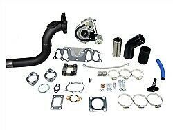 Lc Engineering 1071013 Ct20 To Garrett Gt25r Turbo Kit For Toyota Stock Manifold