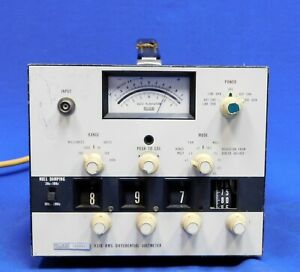 Fluke 931b True Rms Differential Voltmeter Untested