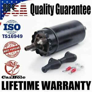 Universal Inline High Pressure External Electric Fuel Pump Replace 0580464070 Us