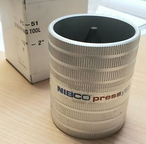 Nibco R00410pc Deburring Tool 1 2 2 Cts For Tubing New In Box