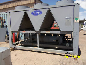 Carrier 100 Ton Chiller Model 30rbb10064 5 3 Used