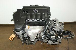 2007 2012 Nissan Altima Rogue 2 5l Twin Cam 4 Cylinder Engine Jdm Qr25de Motor