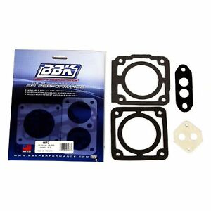Bbk 1572 Throttle Body Gasket Kit For 86 93 Mustang 5 0l With 65mm Or 70mm Tb