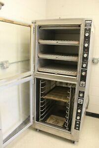 Super Systems Op 3 208y 120v Industrial Baking Oven proofer Tested Professional