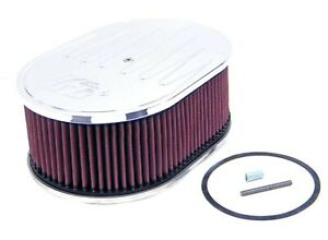 K N Filters 66 1540 Custom 66 Air Cleaner Assembly
