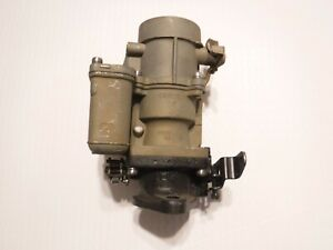 1950 1963 Willys Overland Jeepster Jeep Or Wagon Rebuilt Yf Carburator
