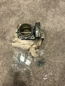 Fuel Injection Throttle Body Assembly Oem 2005 2008 Ford Mustang 4 0l V6