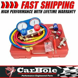 Ac Manifold Gauge In Stock, Ready To Ship | WV Classic Car