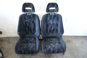 Jdm Acura Integra Sir g Gsr Dc2 Oem Front And Rear Seats Free Shipping