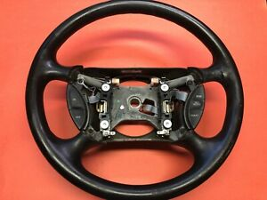 1995 2003 Ford Explorer Ranger Steering Wheel Cruise Equipped Rubber Used Oem