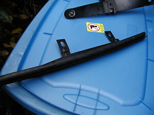 Saab 900 1995 1998 Convertible Trim By Rear Window Left
