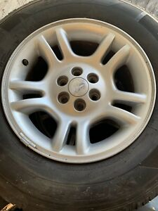 Dodge Dakota 1997 2000 Used Oem Wheel 16x8 Factory 16 Rim 97 98 99 00 Cap