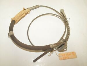 1934 Olds Eis Brake Cable R Right 574 Eis574 Antique Vintage Classic Gm Usa