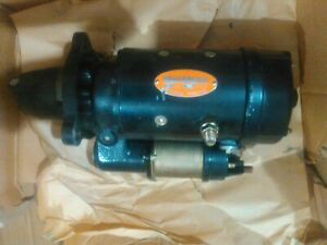 Delco Remy Mt37 Type 300 24v Starter With Ground Lug 1993905