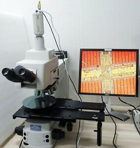 Nikon Eclipse L200 Ic Wafer Mask Inspection Microscope