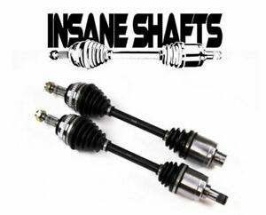 Insane Shafts Race Axles 500hp 1999 2000 2001 Subaru Impreza 2 5 Rs Front Pair