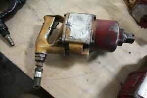 1 Pneumatic Impact Wrench Ingersoll Rand