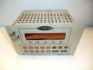 Sterlco Temperature Controller Digital Display M3