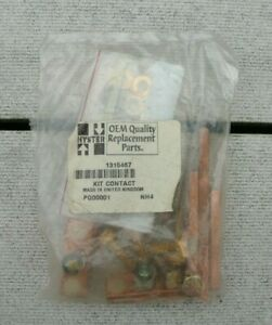 New Oem Hyster Electric Forklift Contact Kit Nh4 Hys 1315467
