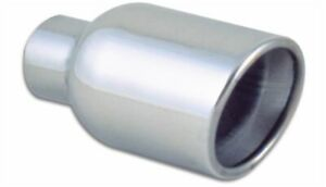 Vibrant Performance 1303 Round Stainless Steel Tip