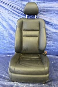 2005 05 Acura Tsx Sedan 2 4l K24 Oem Leather Rh Passenger Front Seat wear 9292