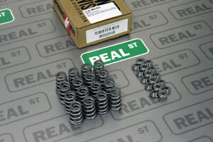 Gsc High Pressure Conical Valve Spring With Ti Retainer For Toyota 3sgte Gsc5071