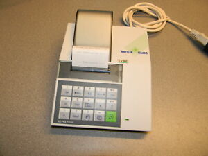 Mettler Toledo Lc p45 Lab Scale Serial Printer