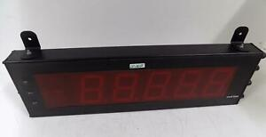 Red Lion 4 5 Digit Panel Meter Ld4a05p0
