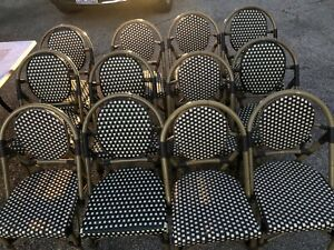 Restaurant Furniture Outdoor Patio Chairs
