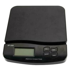 Heavy Duty 55lbs Digital Precision Postal Scale Shipping Electronic Scale 25kg