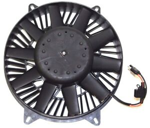 A c Condenser Vector Style Fan For Carrier mcc Buses 401 110 12v Part 73r8712
