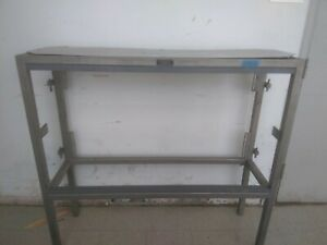 Used Stainless Steel Work Table 16 X 50 X 47