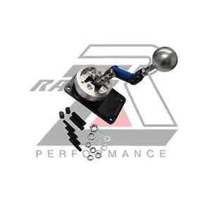 Ralco Rz Short Throw Shifter W Shift Knob Kit 83 03 Ford Mustang T5