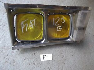 Fiat 125 L h Complete Headlamp Pod With Lights 1300 citroen Parts In Shop